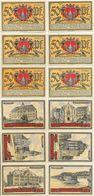 Wittenberge, 6 Scheine Notgeld Von 1921, Schutzverband Für Handel Und Gewerbe - [11] Local Banknote Issues