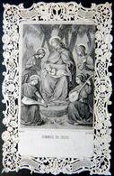 IMAGE PIEUSE CANIVET SANTINI  SOMMEIL DE JESUS DOPTER EDITEUR   TRES  BON ETAT - Religión & Esoterismo