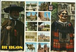 BURGOS LOS GIGANTILLOS    AÑOS 70 - Burgos
