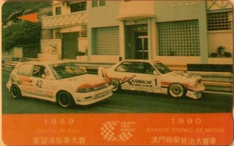 Macau - GPT, GTM 2MACC, Sports Cars, 10,000ex, 1990, Used - Macau