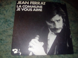 "JEAN FERRAT ""La Commune"" - Other - French Music"