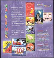 Faroe Islands 2003  Childrens Songs Mi 450-459 MNH(**) - Faeroër