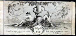 IMAGE A TRANSFORMATION CARTE A SYSTEME IMAGE PIEUSE CANIVET SANTINI   TRES BON ETAT 8 SCAN - Religión & Esoterismo