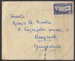 France 1930 Airmail Cover - Cartas