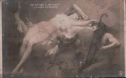 4060A  NU  MAILLART  NON   ECRITE 19 - Malerei & Gemälde