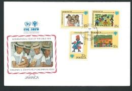 Fdc Année Internationale De L'enfant - 1979   - Jamaique   - Fau1429 - Jamaica (1962-...)