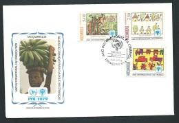 Fdc Année Internationale De L'enfant - 1979   -  Mozambique    - Fau1431 - Mozambique