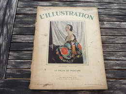 L'Illustration Salon De Peinture 9 Mai 1931 - Books, Magazines, Comics