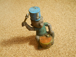 Figurine Monkey Drummer * Some Dirty - Figurines