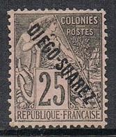 DIEGO-SUAREZ N°20 NSG - Unused Stamps
