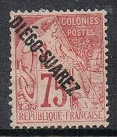 DIEGO-SUAREZ N°23 NSG - Unused Stamps
