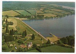 SAINT FARGEAU--MOUTIERS-EN-PUISAYE--Réservoir Du Bourdon --Vue Aérienne - Autres Communes
