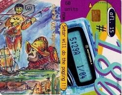 TARJETA TELEFONICA DE ARUBA. SETAR-113A, ARUBA 500 YEARS 03.99 (032) - Aruba