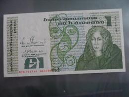 Irland : 1 Pound - Iceland
