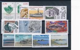 CD-165 :TAAF: Lot ** Timbres De 2012 - Terres Australes Et Antarctiques Françaises (TAAF)