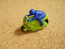 Figurine To Identify Motorcycle Rider By MPG?????Kinder???? * Some Dirty - Figurines