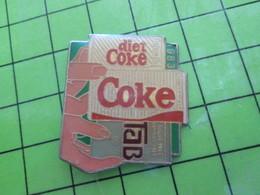 513k Pin's Pins / Rare Et Belle Qualité THEME : COCA-COLA / DIET COKE TAB COKE - Coca-Cola