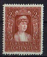 Liechtenstein 1934 // Mi. 140 * Falz/Bug (025..283) - Liechtenstein