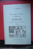 A Larcher En Revant A Travers Le Parc De Tanlay Nouvelles -souvenirs-anecdotes - Bourgogne