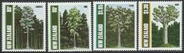 NZ  1989  Sc#956-9  Trees Set Of 4 MNH**  2016 Scott Value $4.50 - New Zealand