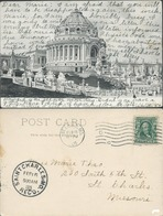 USA - UNITED STATES - STATI UNITI- ETATS UNIS - 1905  POST CARD - Stati Uniti