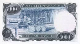 EQUATORIAL GUINEA P. 17 5000 B 1979 UNC - Guinea Equatoriale