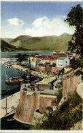 KOTOR SA JUGA  SUDSEITE FROM SOUTH    MONTENEGRO - Montenegro