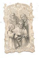 Image Religieuse - Canivet, Dentelle - Jésus Parmi Les Docteurs - Imágenes Religiosas