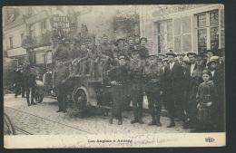 Les Anglais à Amiens  - Zbb24 - Guerre 1914-18
