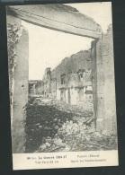 La Guerre 1914 - 1917 - Parois ( Meuse ) Après Les Bombardements   - Zbb25 - Guerre 1914-18