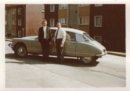Citroen DS 1971 - Auto's