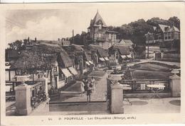 POURVILLE - Les Chaumières - France