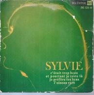 """45 Tours EP -  SYLVIE VARTAN - RCA 86125 -  """" ET POURTANT JE RESTE LA """" + 3 - Other - French Music"""