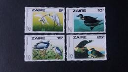 BUZIN - Zaïre : Timbres Numéro 1282/85  état Neuf - Zaïre