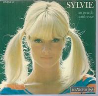 """45 Tours EP -  SYLVIE VARTAN - RCA 87033 -  """" UN PEU DE TENDRESSE """" + 3 - Other - French Music"""