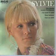 """45 Tours EP -  SYLVIE VARTAN - RCA 87076 -  """" ON A TOUTES BESOIN D'UN HOMME """" + 3 - Other - French Music"""