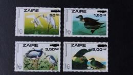BUZIN - Zaïre : Timbres Numéro 1470/73  état Neuf - Zaïre