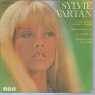 """45 Tours EP -  SYLVIE VARTAN - RCA 87088 -  """" C'EST UN JOUR A RESTER COUCHE """" + 3 - Other - French Music"""