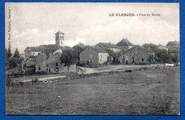 Le Clerjus / Place Du Marché - France
