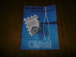 ALBUM DE TIMBRES CEMOI NEUF - Albums & Bindwerk