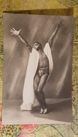 Kuznetsov In OTELLO (ballet) By Machavariani 1964  Postcard - Negro - Danse