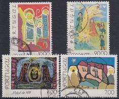 PORTUGAL 1977 Nº 1364/67  USADO - 1910-... République