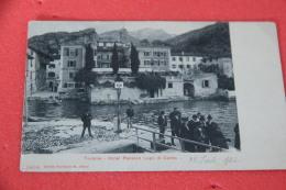 Lago Di Garda Torbole Nago Trento Hotel Pensione Lago Di Garda Animatissima Ed. Photoglob N. 2484 NV - Italia