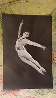 Panov In Cinderella (ballet) By Prokofiev 1964  Postcard - Danse