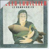 "45 Tours SP - GILLES LHUILLIER  - EPIC 3873  "" LE BOMBARDIER "" + "" LE ROCK'N ROULE "" - Other - French Music"