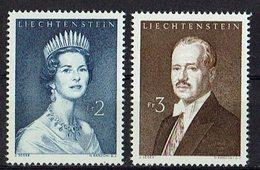 Liechtenstein 1960 // Mi. 402/403 ** (M.025..319) - Other