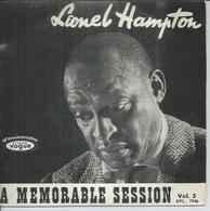 "45 Tours EP - LIONEL HAMPTON  - VOGUE 7946  "" ALWAYS "" +  "" REAL CRAZY "" - Vinyl Records"
