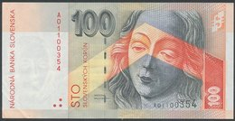 SLOVAKIA - 100,- SKK 2004 - Used - Slovaquie