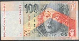 SLOVAKIA - 100,- SKK 2004 - Used - Slovakia