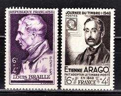 FRANCE 1948 -   Y.T. N° 793 Et 794  - NEUFS** - Ungebraucht